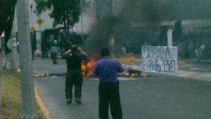 Противостояние в Мехико
